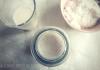 mleko roślinne