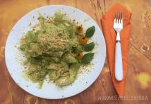 surowa dieta, raw food